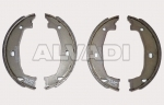 brake shoes kit, drum brakes