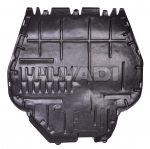UNDER ENGINE COVER - ,