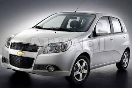 Chevrolet Aveo Hatchback T255 Parts