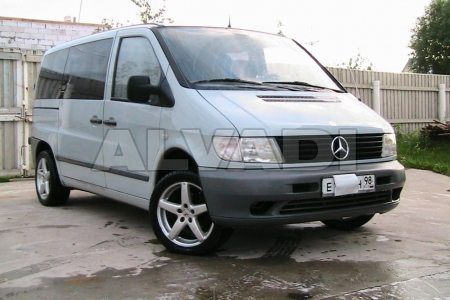 Car parts for Mercedes-Benz VITO (W638) - alvadi ee
