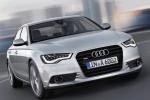 Audi A6 (C7) Рамка номерного знака