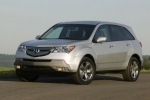 Acura MDX Warn jacket