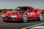Alfa Romeo 4C (960) Automatic Transmission Oil; Manual Transmission Oil; Axle Gear Oil; Tr