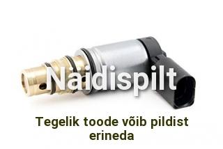 Compressor control valve