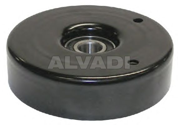 Tension Pulley En Español : Tension pulley ina  for mercedes benz ml class w
