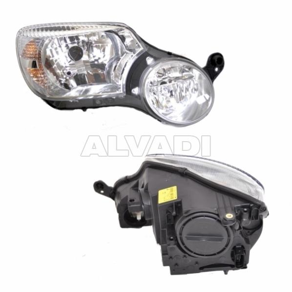 Main headlamp Magneti Marelli 711307023312 for SKODA YETI