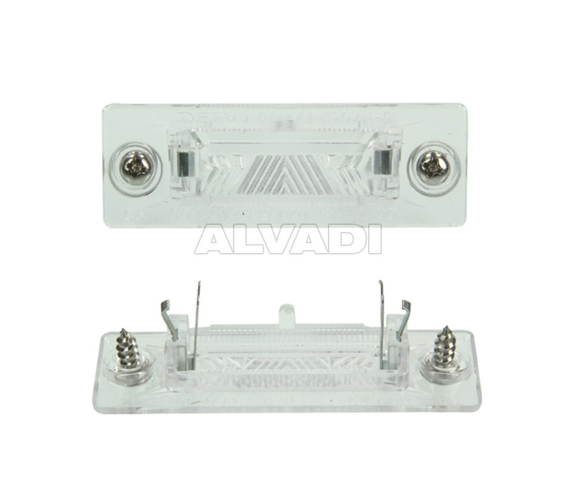 Van Wezel 5837920 License plate light