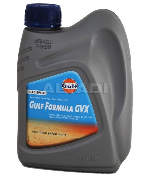 Gulf Formula GVX 5W30 1L