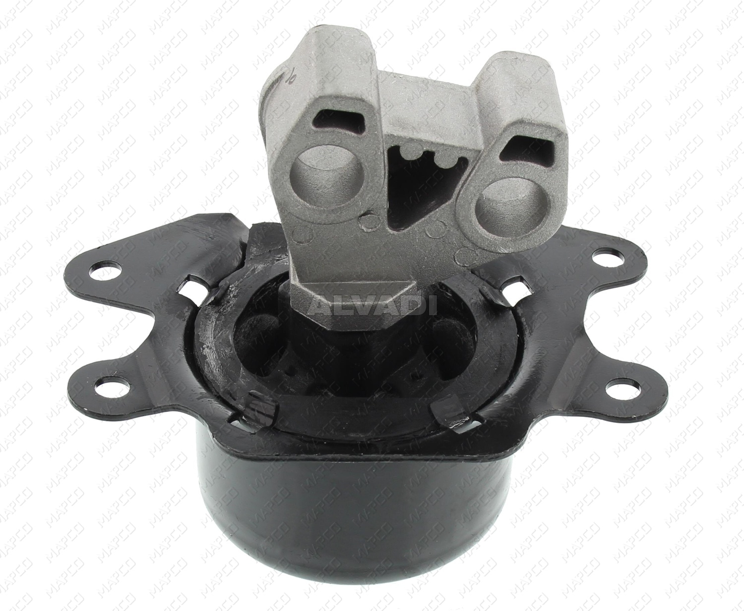 FEBI 24948 Engine Mounting Left Front