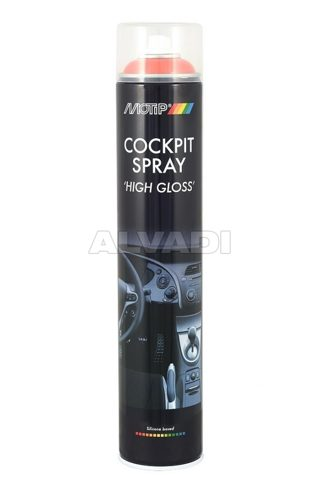 Cockpit spray Orange 750ml