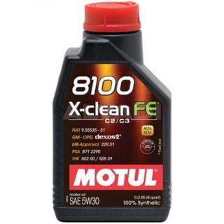 8100 X-CLEAN FE 5W30 1L