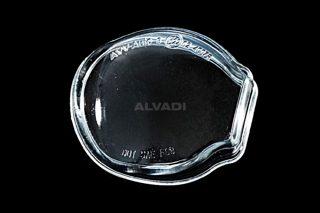 Tågelygteglas