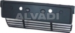 Number plate support