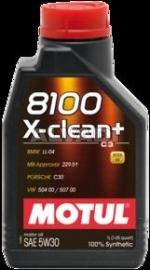 8100 X-CLEAN+ 5W30 1L