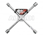 Wheel wrench